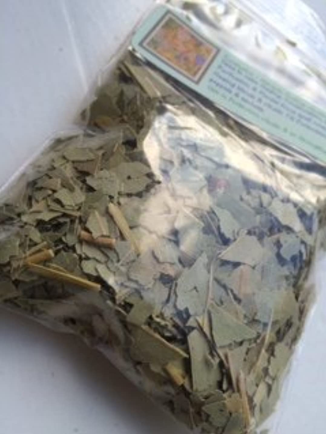 解釈無礼に不合格Dried Herb ~ 1 oz ~ユーカリカットリーフ~ Ravenz Roost Dried Herbs with special Info Onラベル