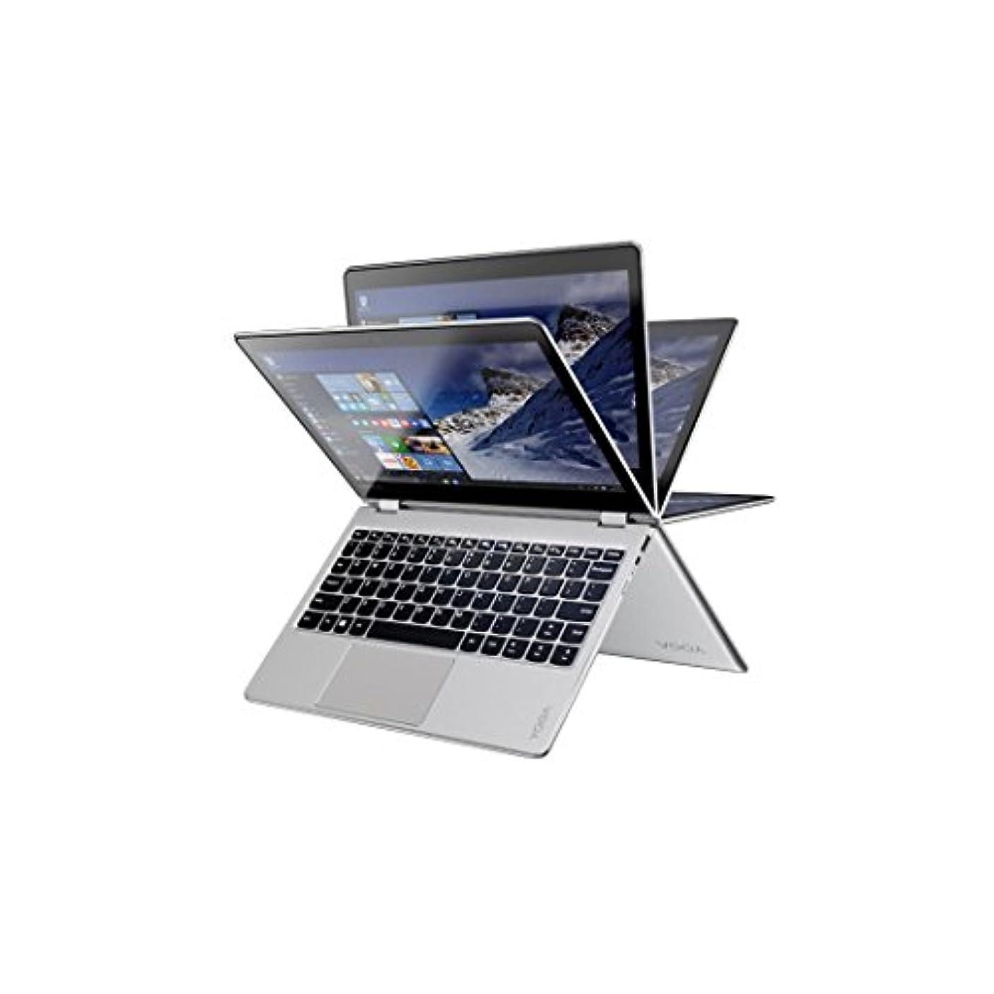 貨物土器快い【Windows10 Home搭載】Lenovo YOGA 710:Core i5プロセッサー搭載モデル(11.6型/8GBメモリー/256GB SSD/Officeなし/プラチナシルバー)【レノボノートパソコン】【受注生産モデル】 80V6000XJP