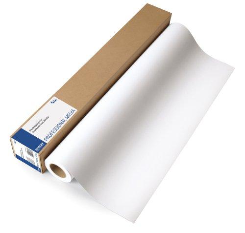エプソン 写真用紙 プロフェッショナルフォトペーパー[厚手絹目] 約254mm幅×30.5m PXMC10R11