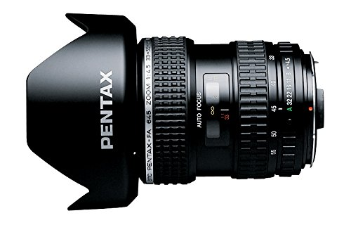 PENTAX 広角~標準ズームレンズ FA645 33-55mmF4.5AL 645マウント 645サイズ・645Dサイズ 26775