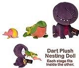 Stranger Things Dart Nesting Doll soft plush toy / ストレンジャー物事ネスティング人形ダーツソフトぬいぐるみ