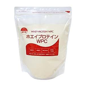 nichie ホエイプロテイン WPC 1kg