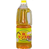 三和油脂 みづほ こめサラダ油 1.65Kgボトル
