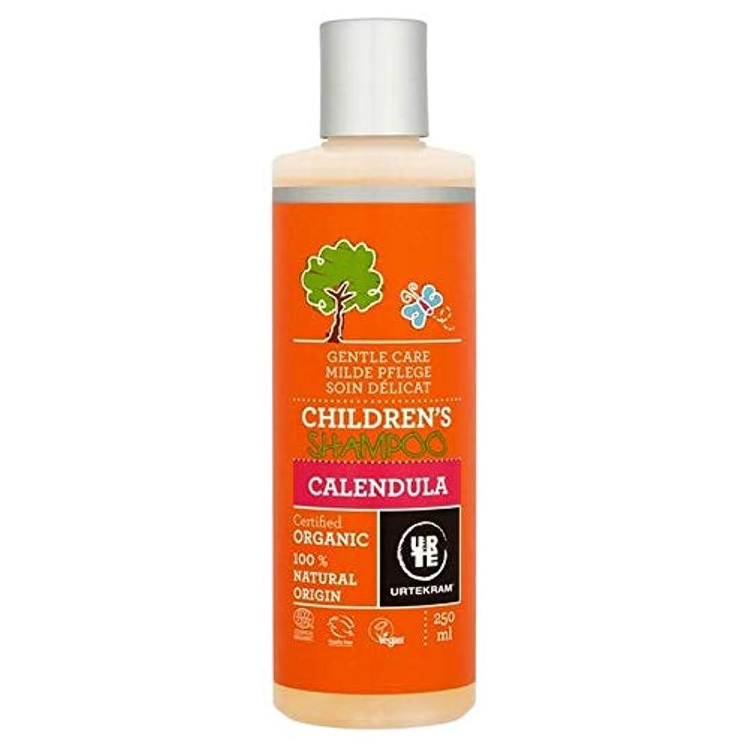 ジュニアゴム進捗[Urtekram] Urtekram子供のシャンプーキンセンカ香りなしの250ミリリットル - Urtekram Children's Shampoo Calendula No Fragrance 250ml [並行輸入品]