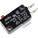 オムロン(OMRON) VX-01-1A2 形VX 小形基本スイッチ (ピン押ボタン形) NN