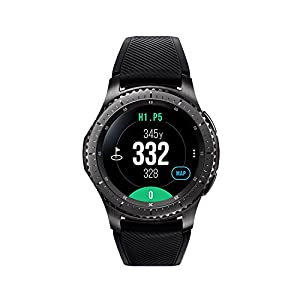 Galaxy Gear S3 Frontier Golf Edition iOS/Android対応 Samsung スマートウォッチ【Galaxy純正 国内正規品】 SM-R7601018J01