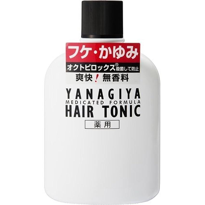 【まとめ買い】柳屋 薬用ヘアトニック フケ?カユミ用240ml ×2セット