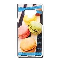 Galaxy Note9 (SC-01L/SCV40) スマホケース カバー マカロン RB-726B ギャラクシー ノート9