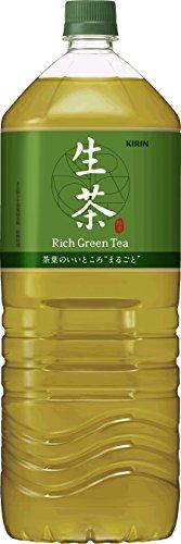 [2CS]キリン 生茶 PET 緑茶 (2L×6本)×2箱