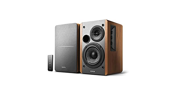 Edifier R1280T Powered Bookshelf Speakers 20 Active Monitor System Certified Refurbished