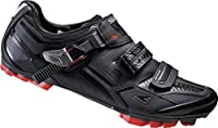 Shimano sh-xc70l Mountain Bike Shoes Gentlemenブラック 43