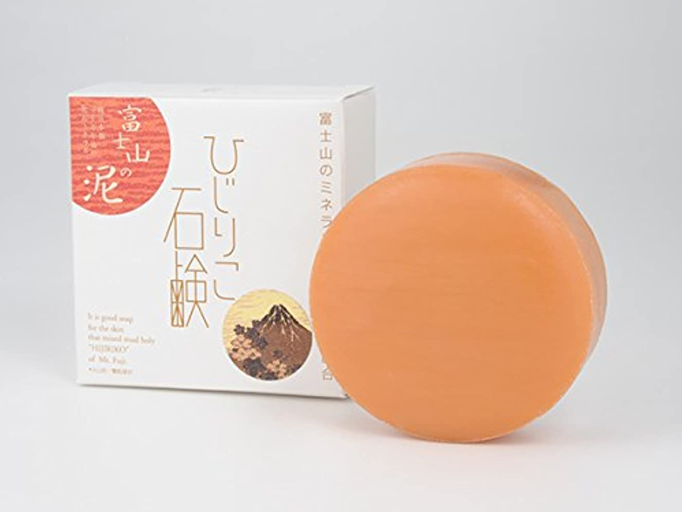 ひじりこ石鹸 90g