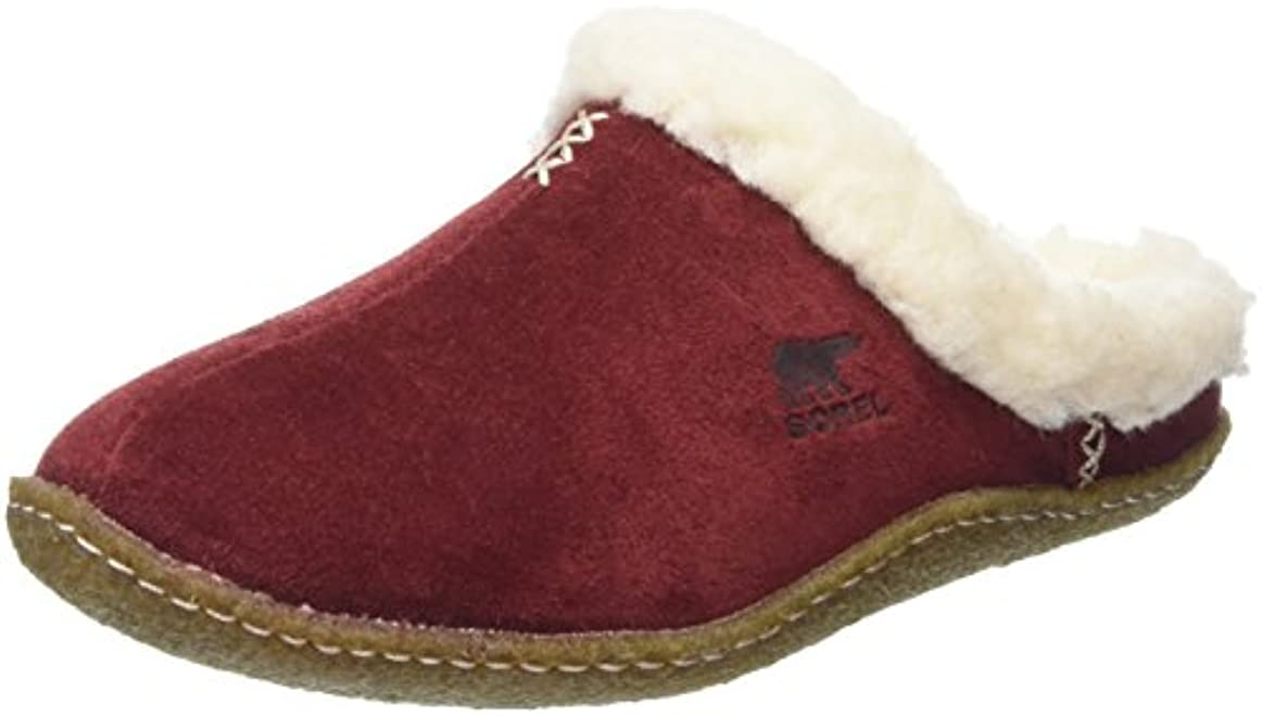 殺します親欠員Sorel Nakiska Slide Womens