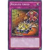 遊戯王カード Reckless Greed/無謀な欲張り BP01-EN095N