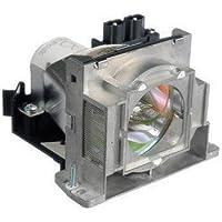 GLAMPS vlt-xd400lp用交換ランプハウジングfor三菱xd490u、xd490、xd480u、xd460u、xd460、xd450u、xd400u、lvp-xd490、es100u、dx540Projectors by g-lamps