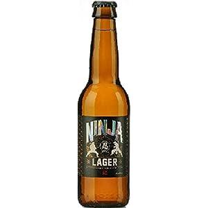 NINJA LAGER(ニンジャ ラガー) 忍者ラガー 瓶 330ml