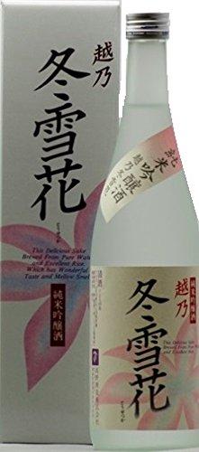 純米吟醸酒 720ml