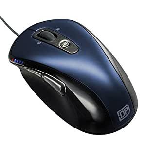 DHARMAPOINT Tactical Mouse ミッドナイトブルー DRTCM01BL