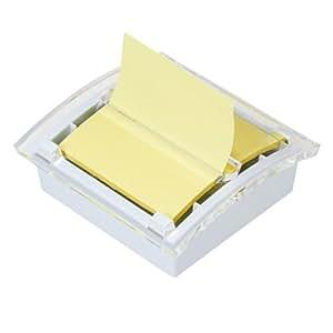 ポストイット 付箋 ポップアップ ノート イエロー 75×75mm 30枚×1パッド DS330WC-Y