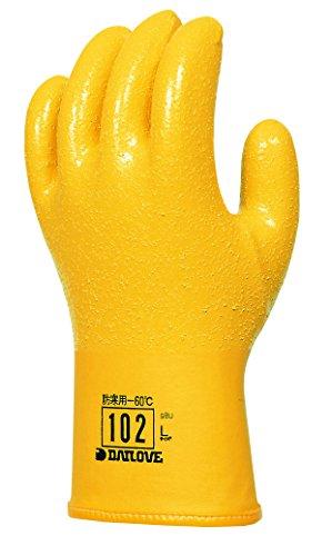[해외]다이야고무 저온 작업 방한 내유 장갑 다이로부 (R) 102/Diabolm Low Temperature Work · Cool · Oil Resistant Glove Drobe (R) 102