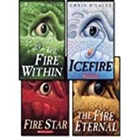 Icefire Complete 4-Book Set: The Fire Within Icefire Fire Star and The Fire Eternal