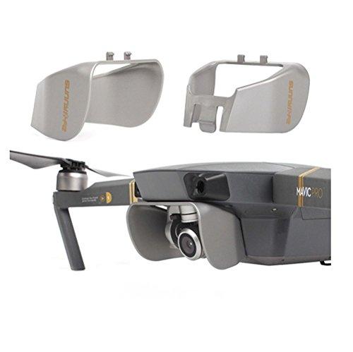 Hensych DJI Mavic Pro / Platinum カメラ レンズフード プロテクター...