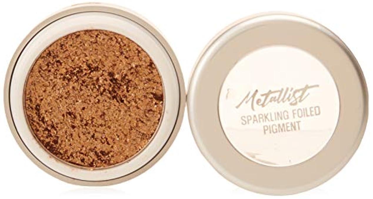 援助なぜクルーMetallist Sparkling Foiled Pigment - 02 Honey Brown