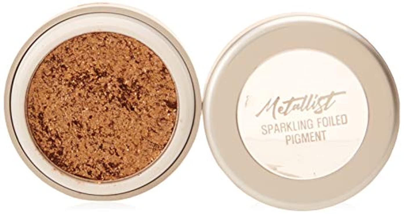 蓋然とした待つMetallist Sparkling Foiled Pigment - 02 Honey Brown