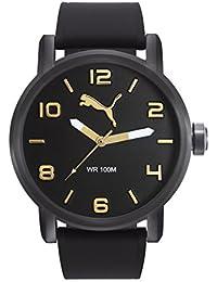 PUMA(プーマ) 腕時計 電池式クォーツ 夜光表示 メンズ PU104141008 [並行輸入品]