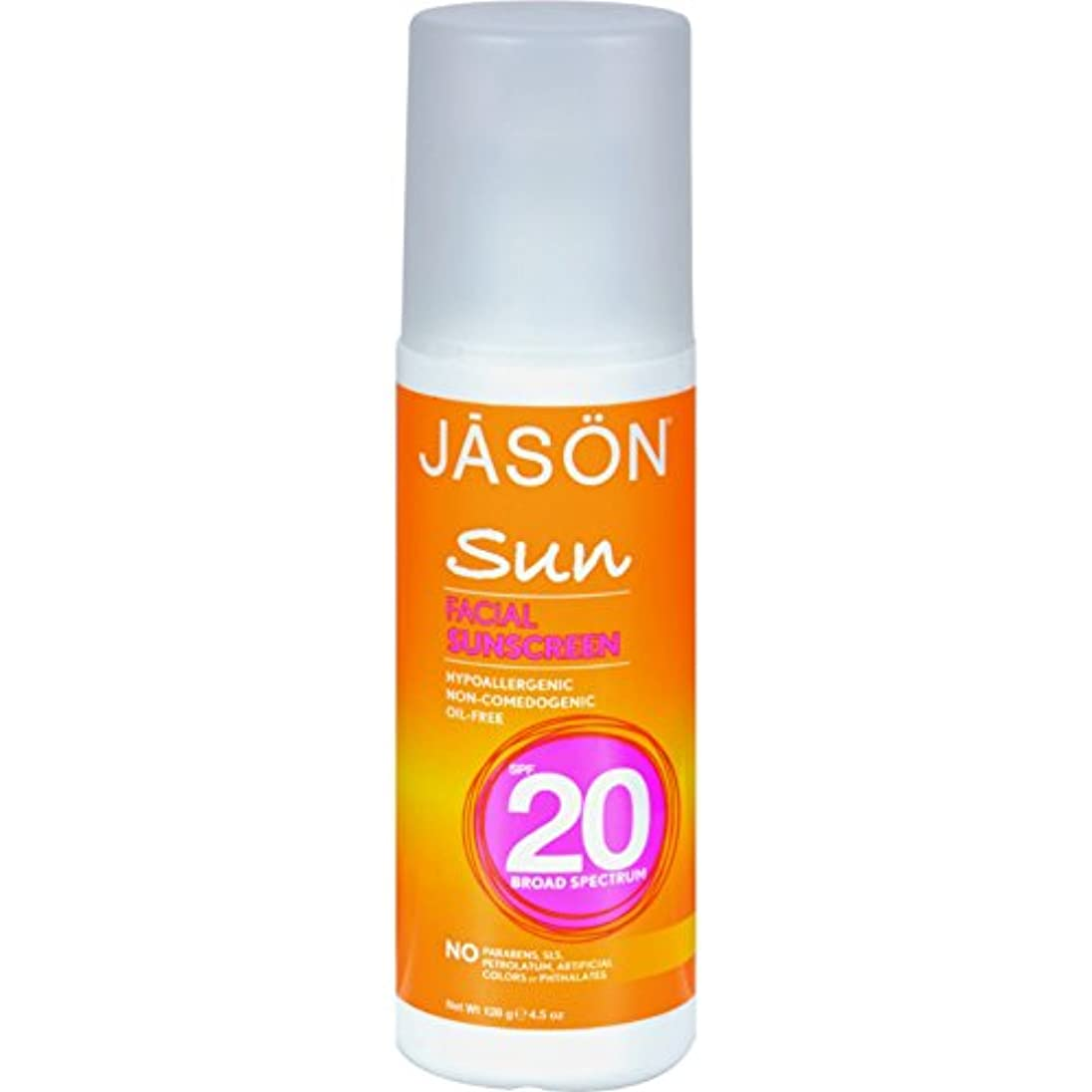 甥磁器電話するTHREE PACKS of Jason Bodycare SPF 20 Facial Block 128g [Misc.] / THREE????????????????SPF 20??????128???[ Misc. ]
