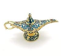 WD凡例Aladdin Magic Genie Lamps Incense Burners