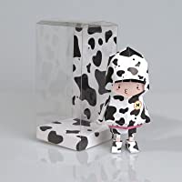Boogie Hood The Paper Art Toy - Milk cow