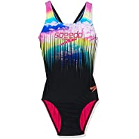 Speedo Kids POWERSTRIKE LEADERBACK ONE Piece