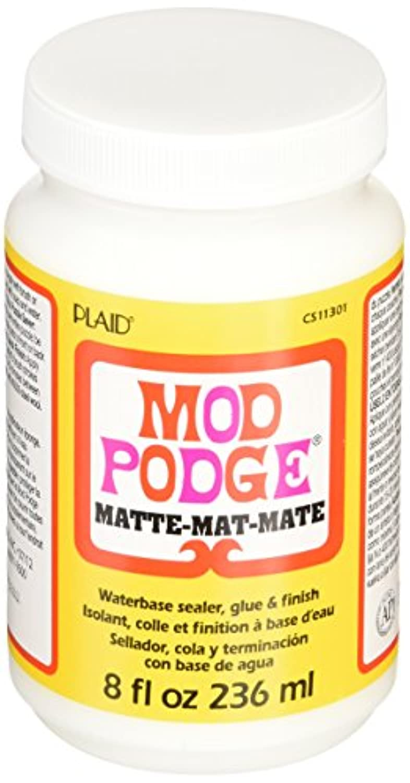 モッドポッジ マット 8 oz.