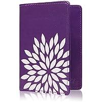 HDE Passport Holder Cover RFID Blocking Card Case Wallet Travel Document Organizer