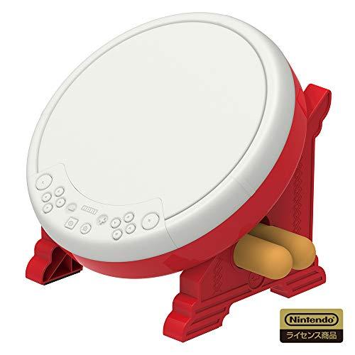 【任天堂ライセンス商品】太鼓の達人専用コントローラー 「太鼓とバチ for Nintendo Switch」【Nintendo Switch対応】