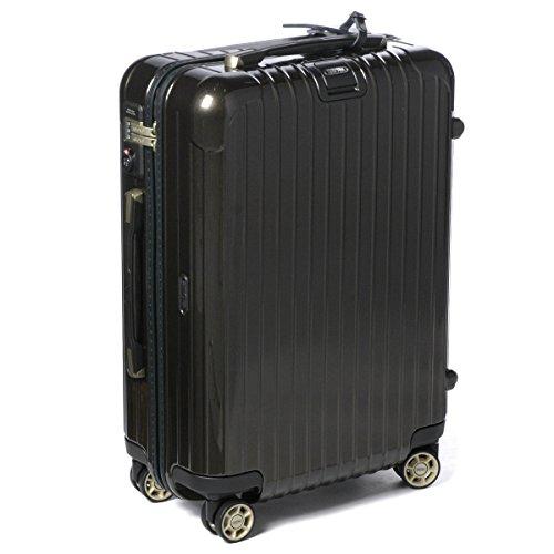 (リモワ)/RIMOWA キャリーバッグ メンズ SALSA DELUXE スーツケース 32L グレーブラウン 83052334-0001-0016 [並行輸入品]