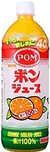 ポン ポンジュース 1L×6本