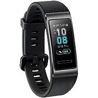 Huawei Band 3 Pro スマートウォッチ ※GPS内蔵 5気圧耐水 0.95インチ有機ELタッチスクリーン 心拍計 健康管理 通常約10日間使用 着信/メール/アプリ/LINE通知 iOS/Android対応【日本正規代理店品】Band 3 Pro/Black