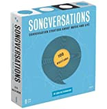 Songversations: Conversation Starters about Music and Life (100 Questions) (Cards)