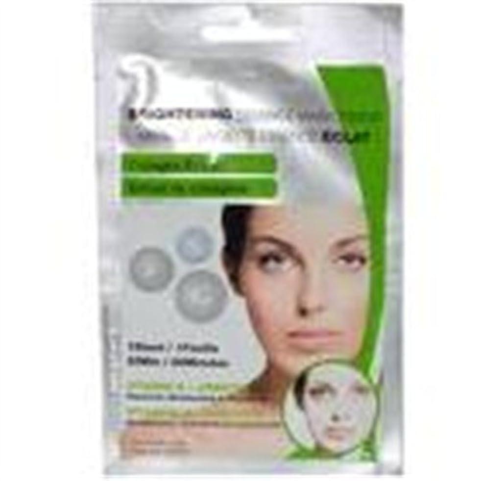 スポーツをする膨らませるロースト海外直送品Nicka K Cosmetics Brightening Essence Face Mask, Collagen Extract 1 ct