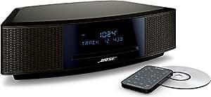 Bose Wave music system IV : パーソナルオーディオシステム エスプレッソブラック WMS IV EB【国内正規品】