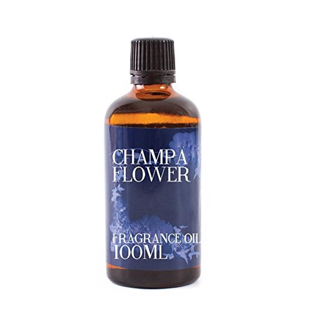 レディ禁止するねじれMystic Moments | Champa Flower Fragrance Oil - 100ml