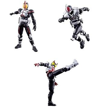 フルアクションフィギュア SAGA 仮面ライダー 第2弾 全3種セット