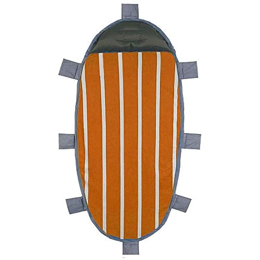 パーク歯トンキャンプ用ピクニックマット睡眠用マットは、自動的に膨張可能な屋外でステッチすることができます。
