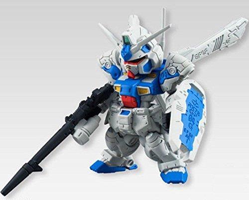 FW GUNDAM CONVERGE # 1rx-78gp04g Gundam gp04Gerbera Gundam Mini Figure 122