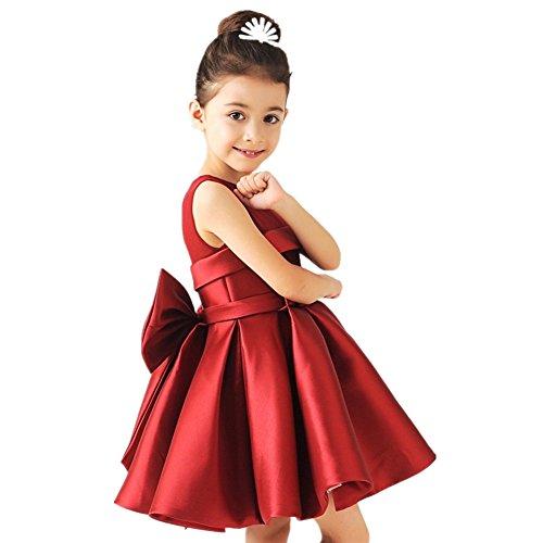 MissとMr 子供 ドレス 女の子ワンピース キッズ フォーマルドレス フラワーガール お嬢様のド...