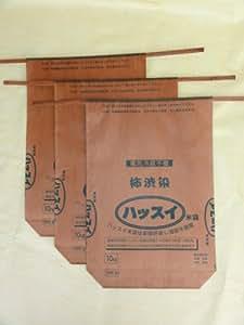柿渋米びつ!防虫、防カビ剤が要らない柿渋米びつ 10kg用×3枚