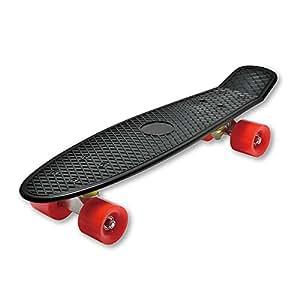 [リベルタ]LIBERTA スケートボード スケボー ミニクルーザー ビニールクルーザー コンプリート 6カラー ブラック レッド