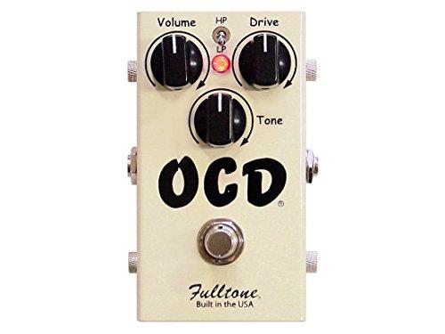 Fulltone OCD V2.0 オーバードライブ エフェクター